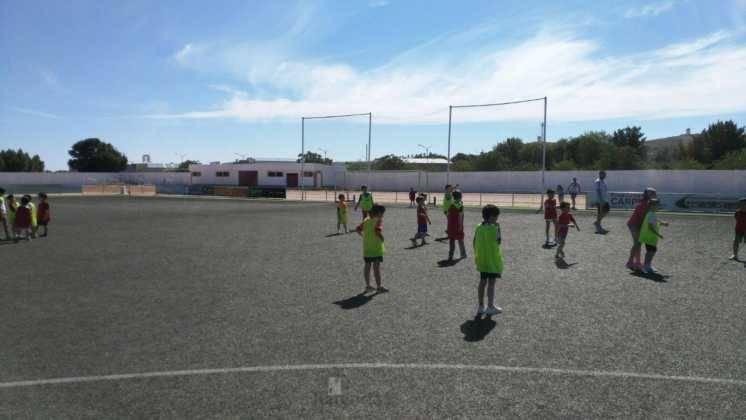 deporte en clausura de escuelas deportivas 4 746x420 - Fiesta de fin de curso de las Escuelas Deportivas Municipales