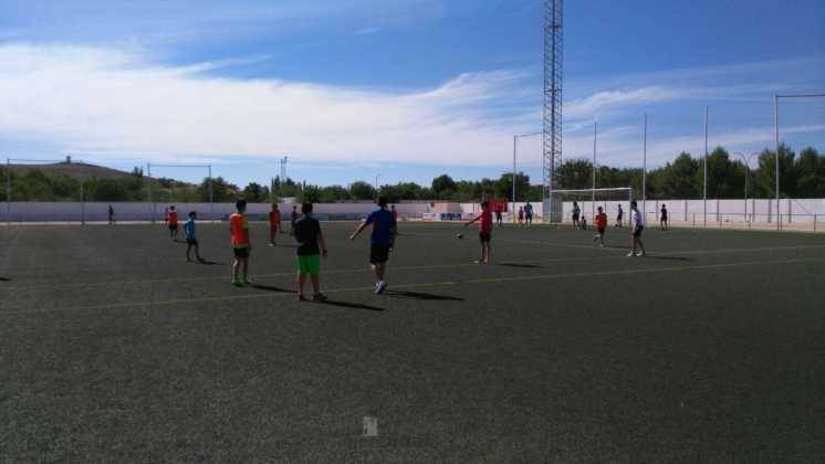 deporte en clausura de escuelas deportivas 6 746x420 - Fiesta de fin de curso de las Escuelas Deportivas Municipales