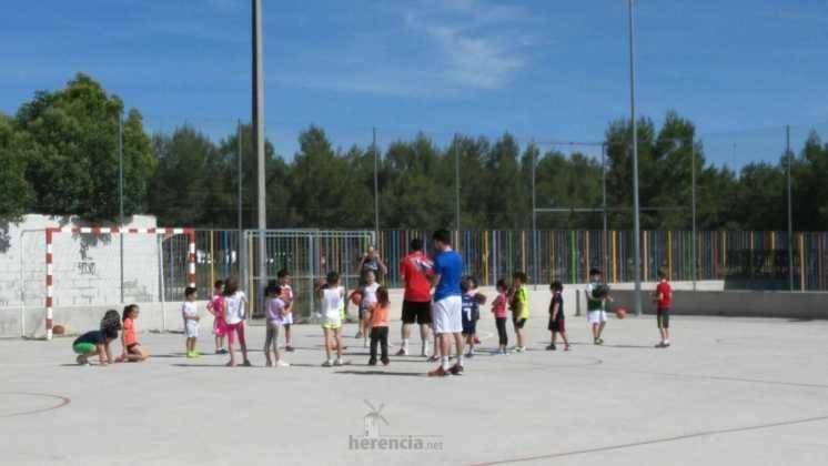 Fiesta de fin de curso de las Escuelas Deportivas Municipales 12
