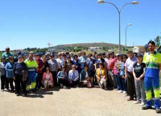 emaser herencia grupo de mayores en EDAR