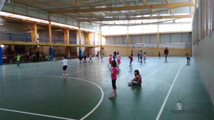 Finalizan las Jornadas de Rotación Deportiva en Herencia 3