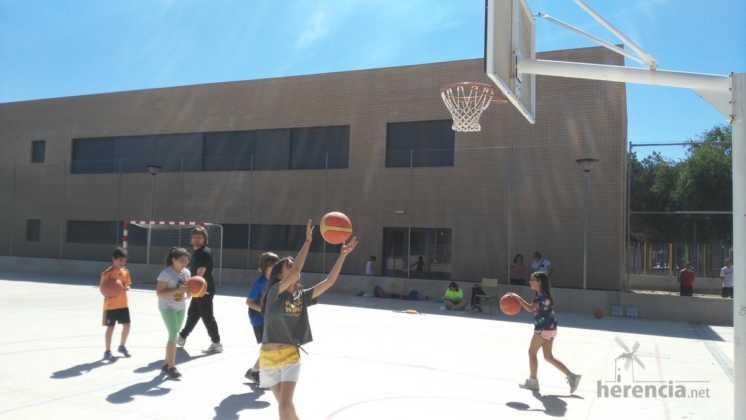 Finalizan las Jornadas de Rotación Deportiva en Herencia 4