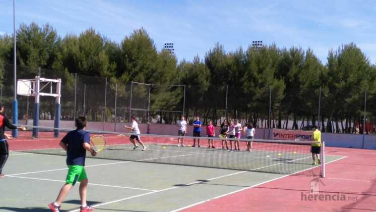 Finalizan las Jornadas de Rotación Deportiva en Herencia 5