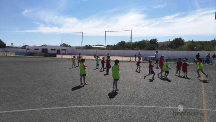 Finalizan las Jornadas de Rotación Deportiva en Herencia 6