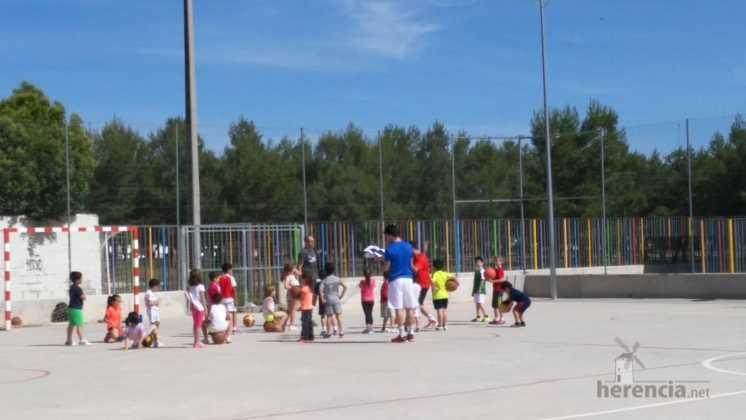 Finalizan las Jornadas de Rotación Deportiva en Herencia 1