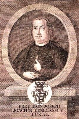 José Joaquín Benegasi y Luj