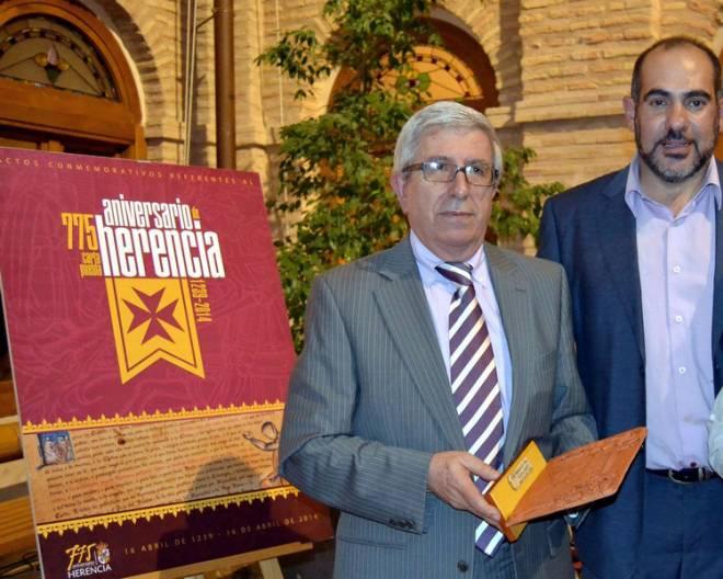 jose muc3b1oz torres1 - Continúan las II Jornadas de Historia de Herencia