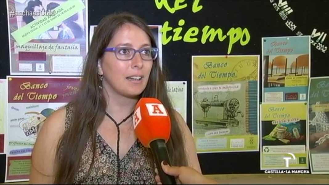 Banco de Tiempo de Herencia en Televisión Castilla-La Mancha 1