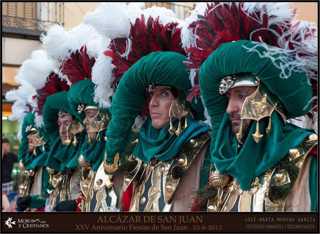 Moros y Cristianos de Alcázar de San Juan (Ciudad Real)