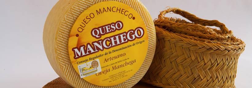 quesos manchegos - Herencia acogerá el 21 y 22 de abril las Jornadas Sabores del Quijote