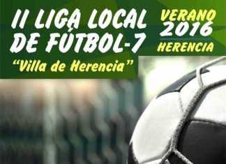 segunda liga de fútbol 7 verano 2016
