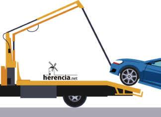 Servicio de Grúa en Herencia (ciudad real) para coches y accidentes