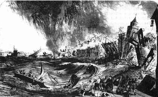 terremoto 1 - Herencia y el terremoto de Lisboa