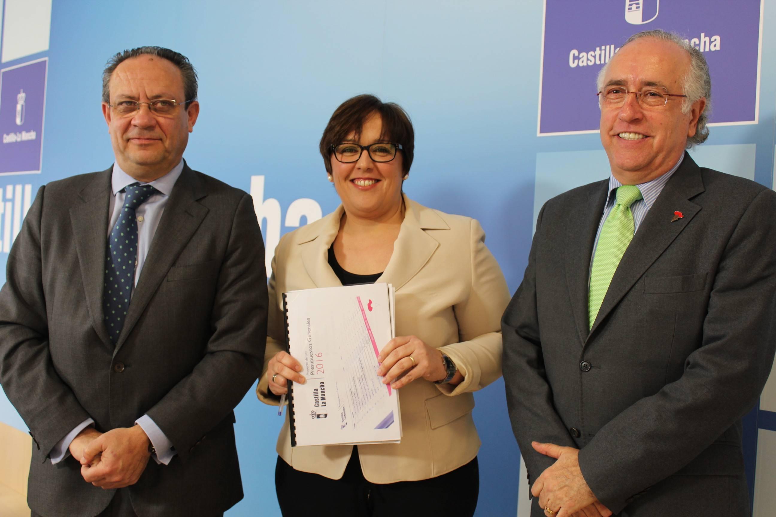 Carmen Olmedo presupuesto 2016