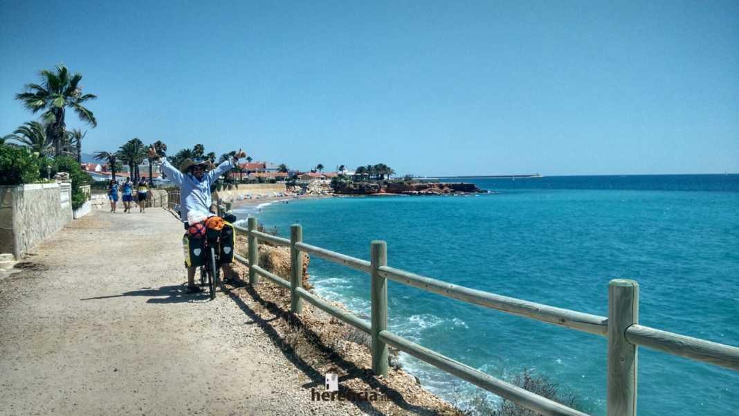 Elias escribano es perle en la playa 1068x601 - Etapa 7. Perlé en la Playa