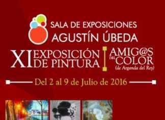 Exposición Amig@s del Color en Herencia