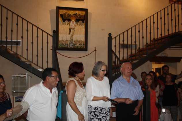 Exposicion de oleos de Inmaculada Garcia Vallejo y Jesus Mata 2 631x420 - Exposición de Óleos de Inmaculada García Vallejo y Jesús Mata