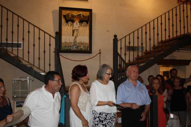 Exposicion de oleos de Inmaculada Garcia Vallejo y Jesus Mata 2 631x420 - Galería de fotos Exposición de Óleos de Inmaculada García Vallejo y Jesús Mata