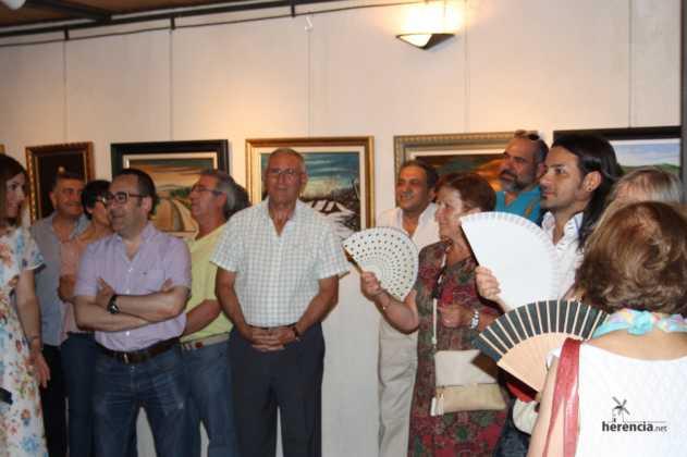 Exposicion de oleos de Inmaculada Garcia Vallejo y Jesus Mata 23 631x420 - Galería de fotos Exposición de Óleos de Inmaculada García Vallejo y Jesús Mata