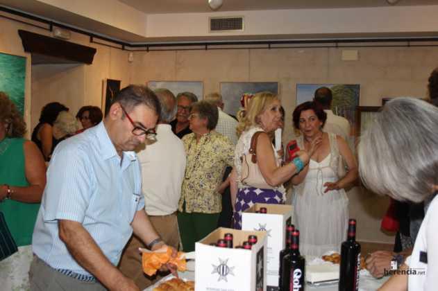 Exposición de Óleos de Inmaculada García Vallejo y Jesús Mata 20