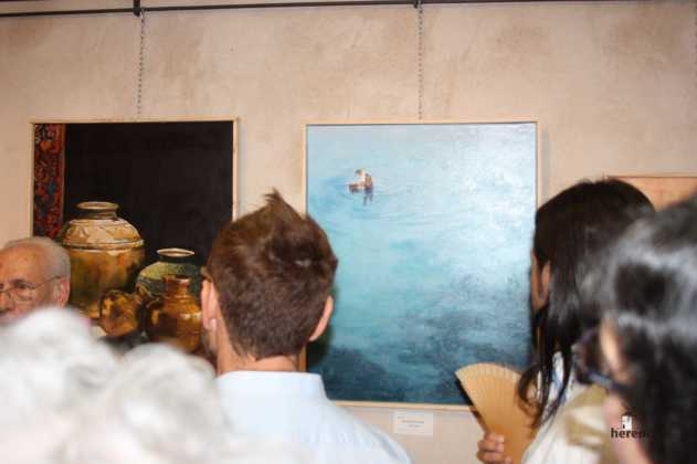 Exposicion de oleos de Inmaculada Garcia Vallejo y Jesus Mata 26 631x420 - Exposición de Óleos de Inmaculada García Vallejo y Jesús Mata