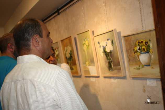 Galería de fotos Exposición de Óleos de Inmaculada García Vallejo y Jesús Mata 26