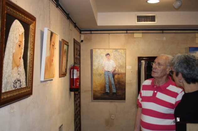 Exposición de Óleos de Inmaculada García Vallejo y Jesús Mata 16