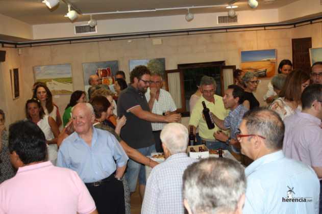 Exposicion de oleos de Inmaculada Garcia Vallejo y Jesus Mata 30 631x420 - Exposición de Óleos de Inmaculada García Vallejo y Jesús Mata