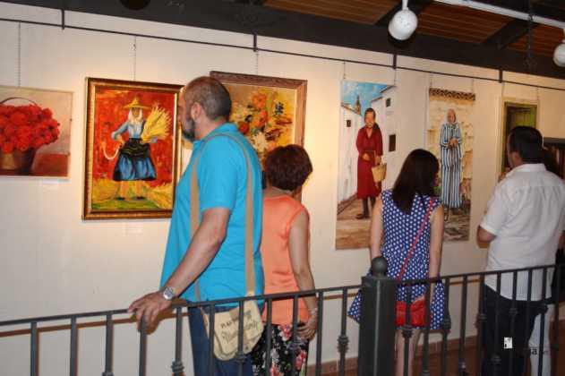 Exposicion de oleos de Inmaculada Garcia Vallejo y Jesus Mata 31 631x420 - Galería de fotos Exposición de Óleos de Inmaculada García Vallejo y Jesús Mata