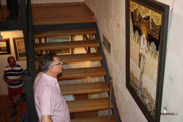 Exposicion de oleos de Inmaculada Garcia Vallejo y Jesus Mata 32 631x420 - Galería de fotos Exposición de Óleos de Inmaculada García Vallejo y Jesús Mata