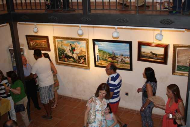 Exposición de Óleos de Inmaculada García Vallejo y Jesús Mata 11