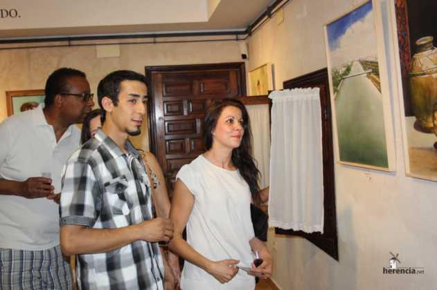 Exposición de Óleos de Inmaculada García Vallejo y Jesús Mata 10