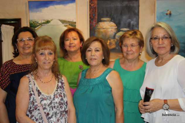Exposicion de oleos de Inmaculada Garcia Vallejo y Jesus Mata 35 631x420 - Exposición de Óleos de Inmaculada García Vallejo y Jesús Mata