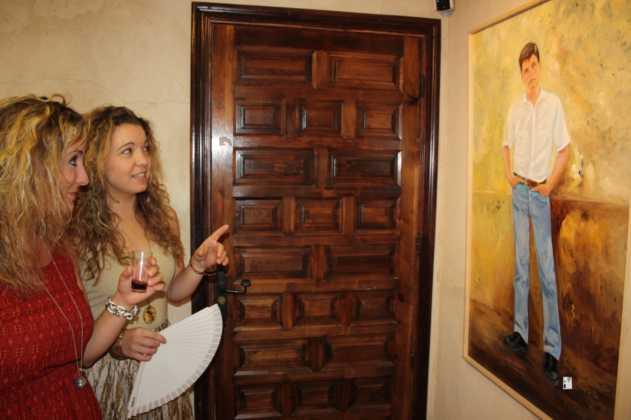 Exposicion de oleos de Inmaculada Garcia Vallejo y Jesus Mata 36 631x420 - Galería de fotos Exposición de Óleos de Inmaculada García Vallejo y Jesús Mata