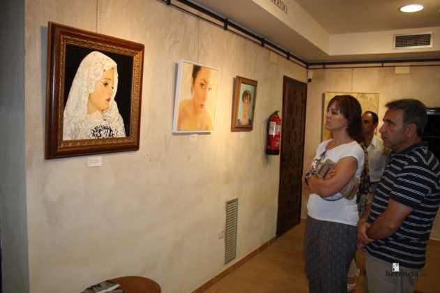 Exposicion de oleos de Inmaculada Garcia Vallejo y Jesus Mata 37 631x420 - Galería de fotos Exposición de Óleos de Inmaculada García Vallejo y Jesús Mata