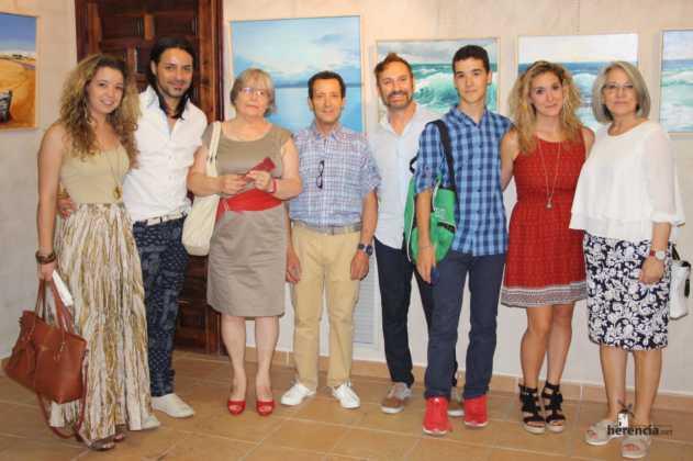 Exposición de Óleos de Inmaculada García Vallejo y Jesús Mata 6