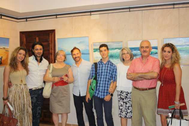 Exposición de Óleos de Inmaculada García Vallejo y Jesús Mata 5