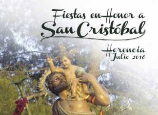 Fiestas en Honor a San Cristóbal Herencia 2016
