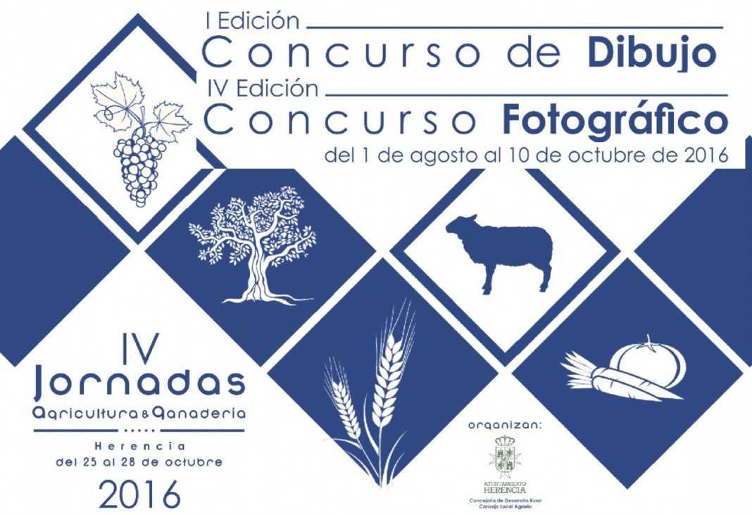 Participa en el concurso de fotografía y dibujo del Consejo Local Agrario 1