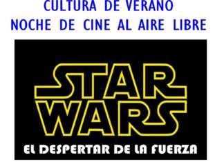Star Wars El despertar de la fuerza en Herencia (Ciudad Real)