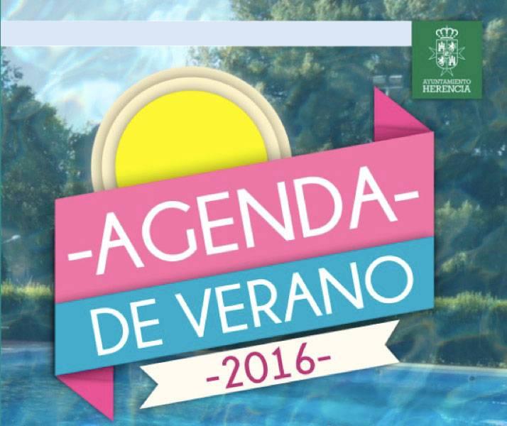 Agenda de verano del Ayuntamiento de Herencia