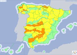 Aviso de ola de calor en Herencia y zona de La Mancha los días 18 y 19 de julio de 2016