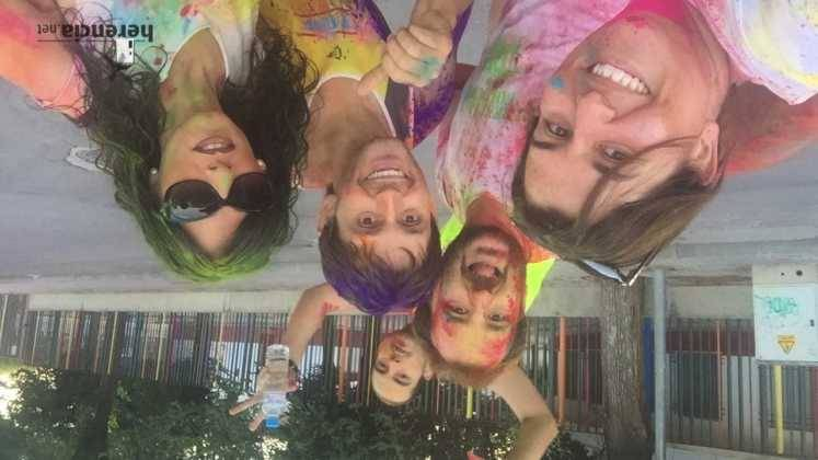 La Marcha Herencia Colours mueve a más de 600 herencianos 13