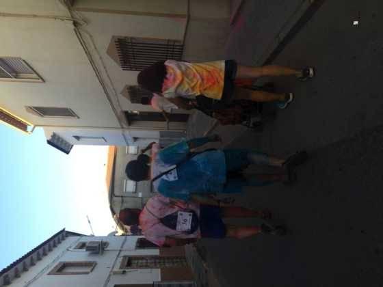 La Marcha Herencia Colours mueve a más de 600 herencianos 14