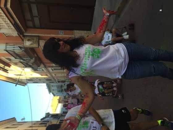 La Marcha Herencia Colours mueve a más de 600 herencianos 15