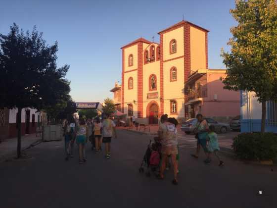 La Marcha Herencia Colours mueve a más de 600 herencianos 16