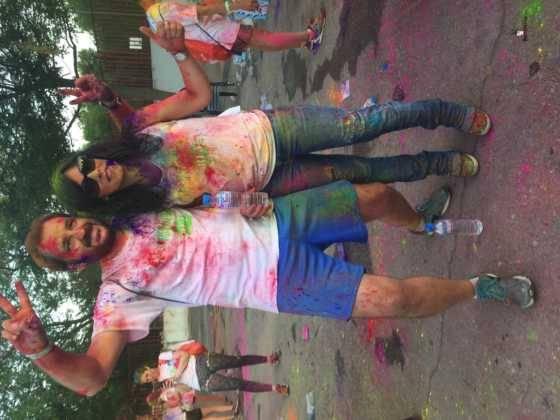 La Marcha Herencia Colours mueve a más de 600 herencianos 20