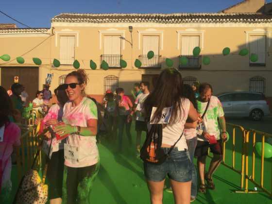 La Marcha Herencia Colours mueve a más de 600 herencianos 21