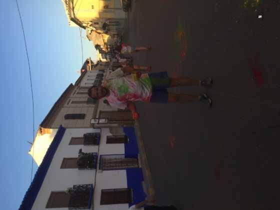 La Marcha Herencia Colours mueve a más de 600 herencianos 29