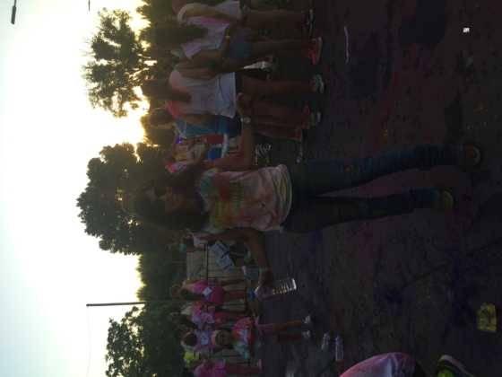 La Marcha Herencia Colours mueve a más de 600 herencianos 3